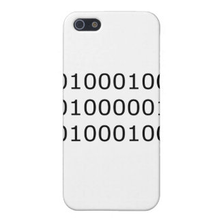 Dad in Binary Cover For iPhone 5