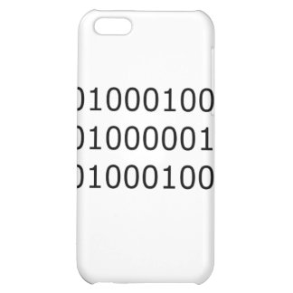 Dad in Binary iPhone 5C Cover