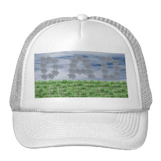 Dad in The Clouds Trucker Hat