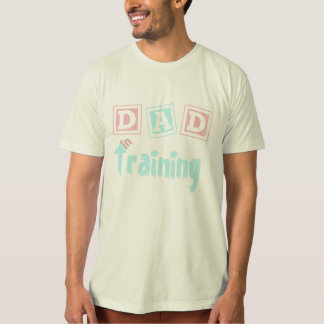 Dad in Training (can customise) T-Shirt