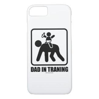 Dad in training iPhone 7 case