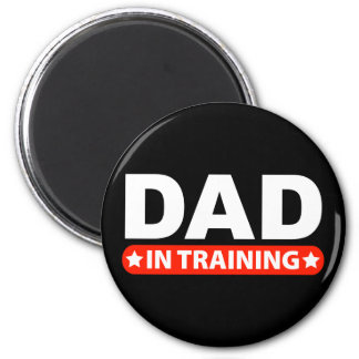 Dad In Training Magnet