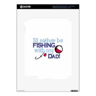 Dad iPad 3 Skin
