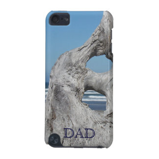 DAD iPOD cases Driftwood Ocean Beach waves iPod Touch 5G Case