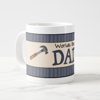 Dad Is The Best Large Coffee Mug