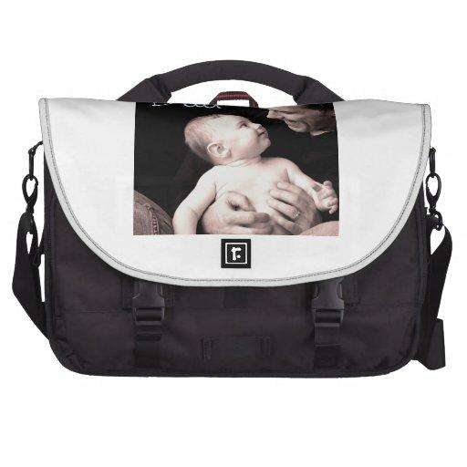Dad Laptop Messenger Bag