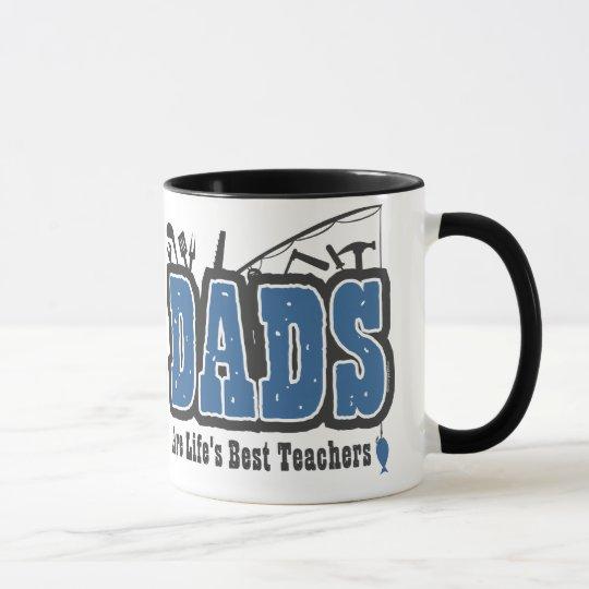 Dad Life's Best Teacher Mug