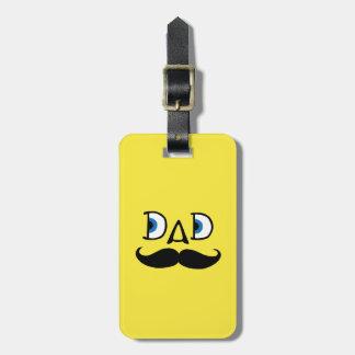 Dad Luggage Tag