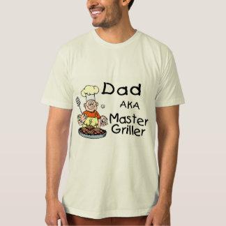 Dad Master Griller T-Shirt