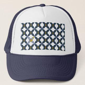 DAD Mosaic Trucker Hat