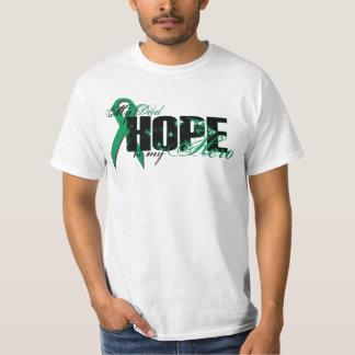 Dad My Hero - Kidney Cancer Hope T-Shirt