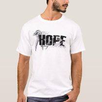 Dad My Hero - Lung Hope T-Shirt