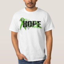 Dad My Hero - Lymphoma Hope T-Shirt