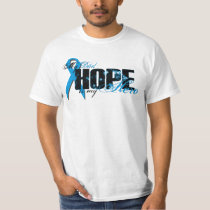 Dad My Hero - Prostate Hope T-Shirt