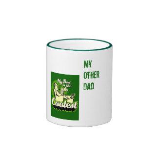 dad, MyOtherDad Ringer Coffee Mug