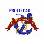 Dad of a Navy Nuke Post Cards