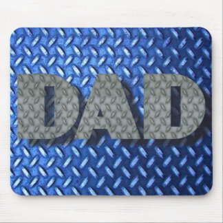 Dad Of Steel Mouse Pad