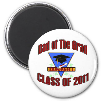 Dad of the Grad Class of 2011 Magnet