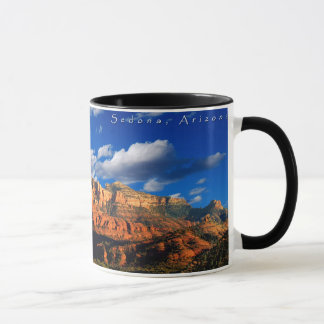 Dad on Cathedral Rock and Courthouse Mug