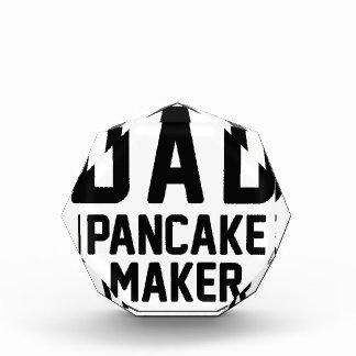 Dad Pancake Maker Acrylic Award