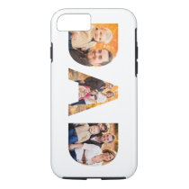 Dad Photo Collage iPhone 8/7 Case