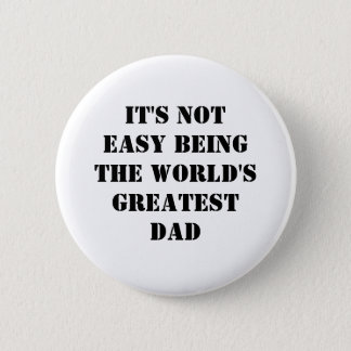 Dad Pinback Button