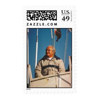 Dad Postage Stamp