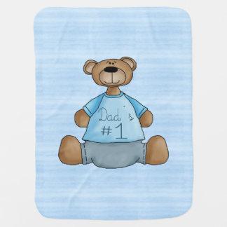 Dad´s #1 stroller blanket