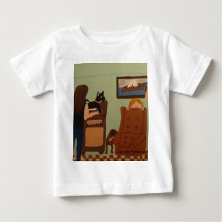 Dad`s Chair Baby Shirt