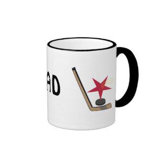 Dad s Hockey Cup Coffee Mugs