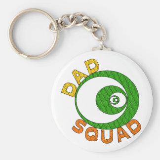 Dad Squad Keychain