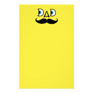 Dad Stationery Paper