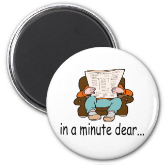 Dad T-shirts and Gifts. 2 Inch Round Magnet