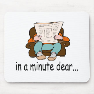 Dad T-shirts and Gifts. Mouse Pad