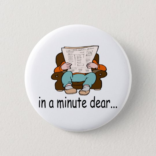 Dad T-shirts and Gifts. Pinback Button