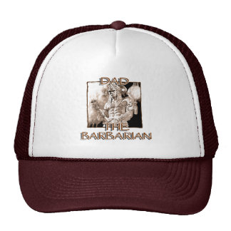 Dad the Barbarian Hat