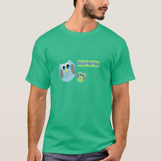 Dad-to-be cute owl Tshirts for future dads