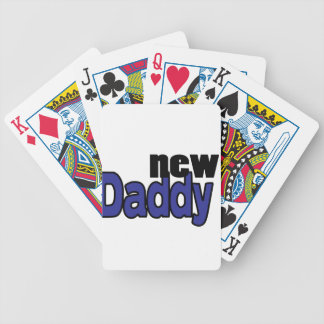 Dad-to-be Gifts! Bicycle Playing Cards