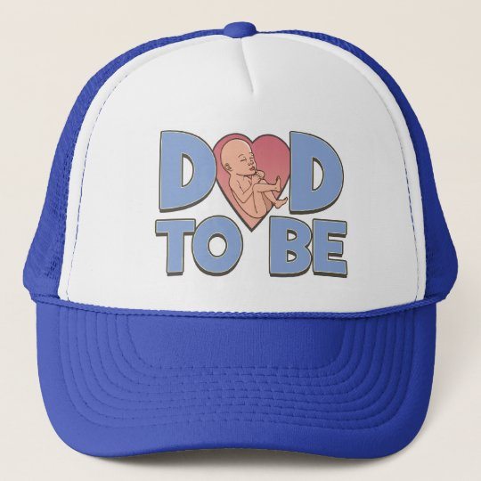 Dad to Be Maternity Trucker Hat