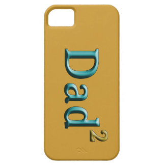 Dad to the Second Power Father's Day Gifts iPhone 5 Covers