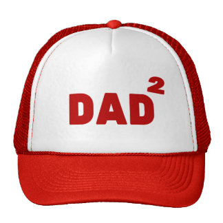 Dad to the Second Power Trucker Hat