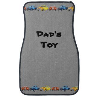 Dad' Toy Vintage Cars Floor Mats