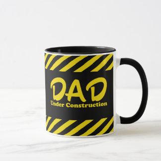 Dad Under Construction Mug