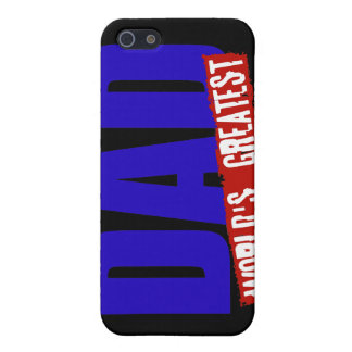 DAD WORLD'S GREATEST COVERS FOR iPhone 5
