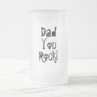 Dad You Rock -Stein mug