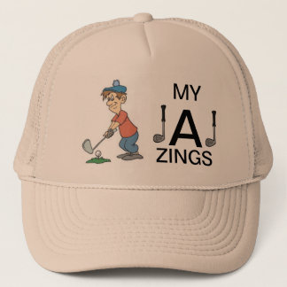 DAD ZINGS CAP