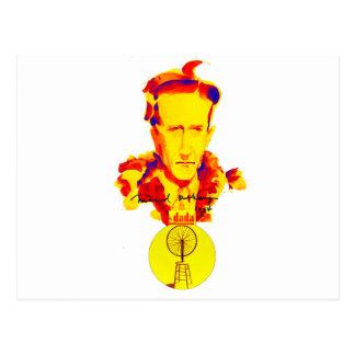 DADA-Duchamp Postcard