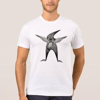 Dada inspiró la camiseta peculiar del wingman poleras