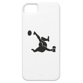 Dada la vuelta acrobático funda para iPhone 5 barely there