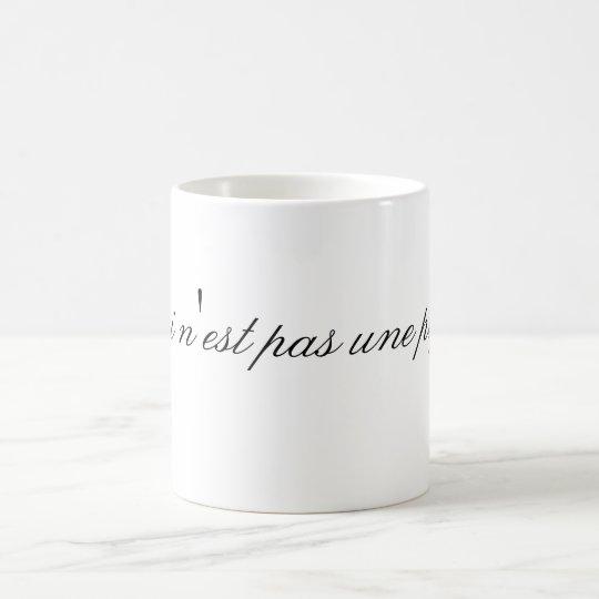 Dadaist Mug